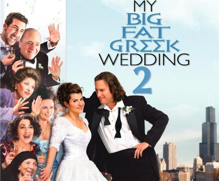 My Big Fat Greek Wedding 2 Movie Review English
