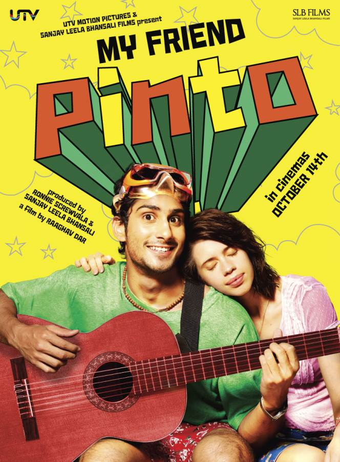 My Friend Pinto Movie Review Hindi