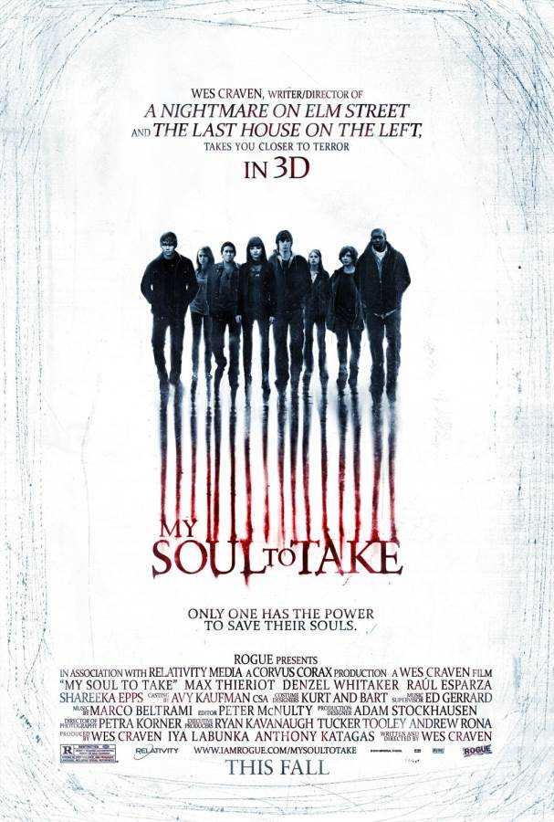 My Soul To Take Movie Review English