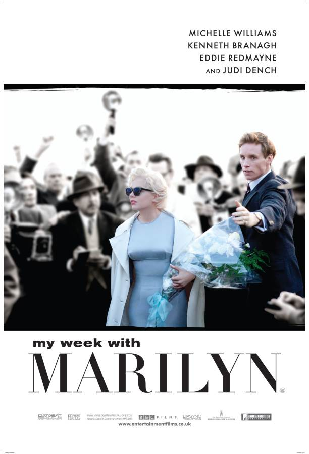 My Week With Marilyn Movie Review English