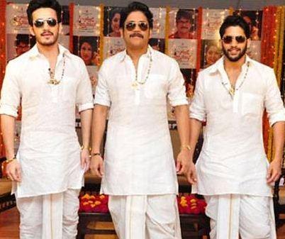 Naga Chaitanya And Akhil To Join In A New Film!