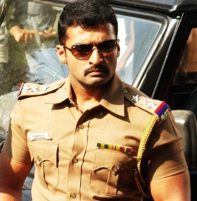 Nandha To Play A Cop Again!