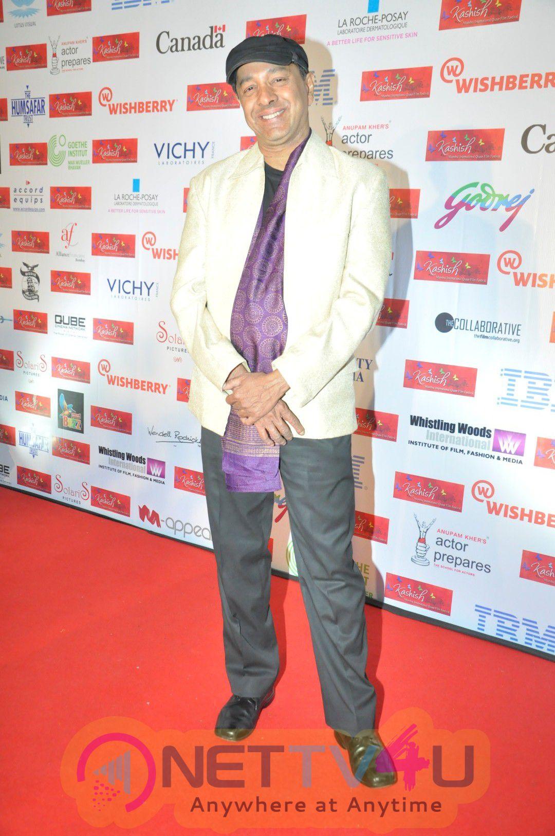 Actress Nandita Das At Kashish Film Fest 2016 Exclusive Stills