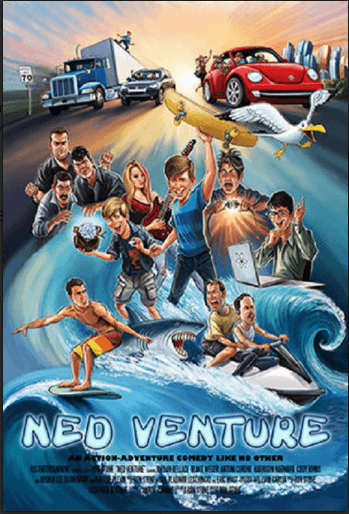 Ned Venture Movie Review English Movie Review