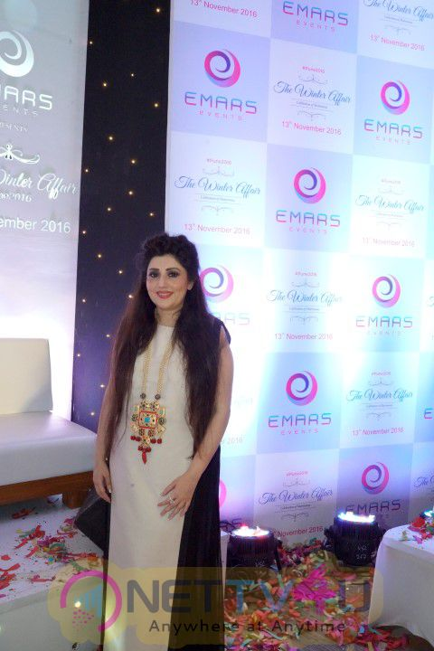 Neha Dhupia & Zareen Khan And Archana Kochhar At Emars Events Photos