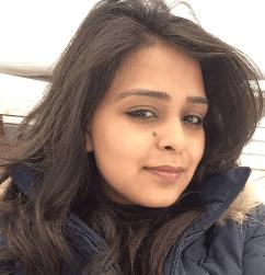 Nidhi Gambhir English Actress