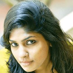 Niranjani Agathiyan Tamil Actress