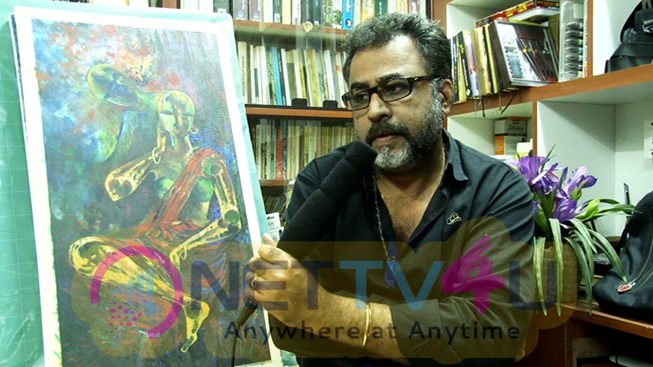 Nadigar Sangam Vice President Ponvannan Images
