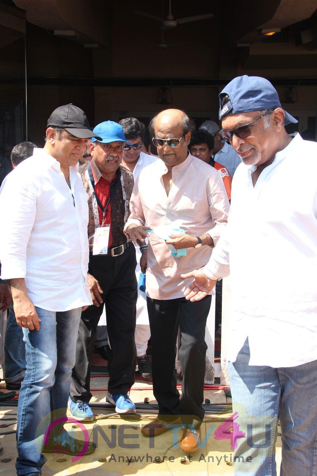 NadigarSangam Lebaras Natchathira Cricket Event Inauguration Stills