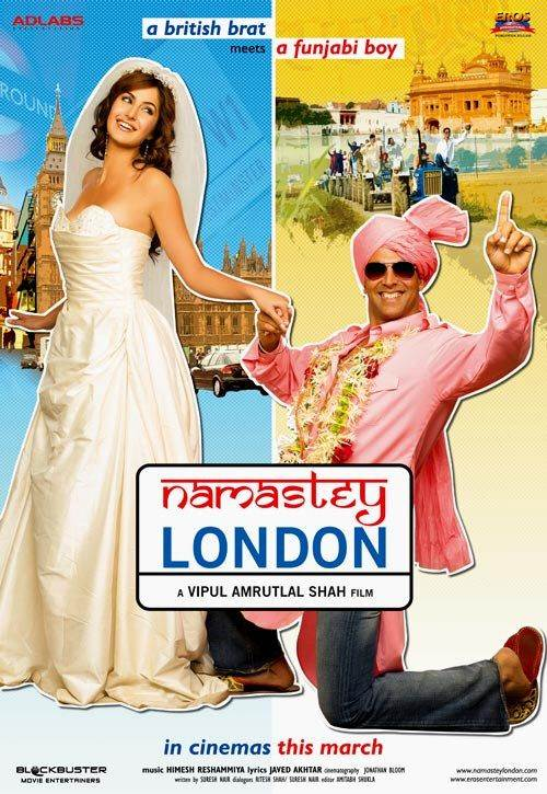 Namastey London Movie Review Hindi