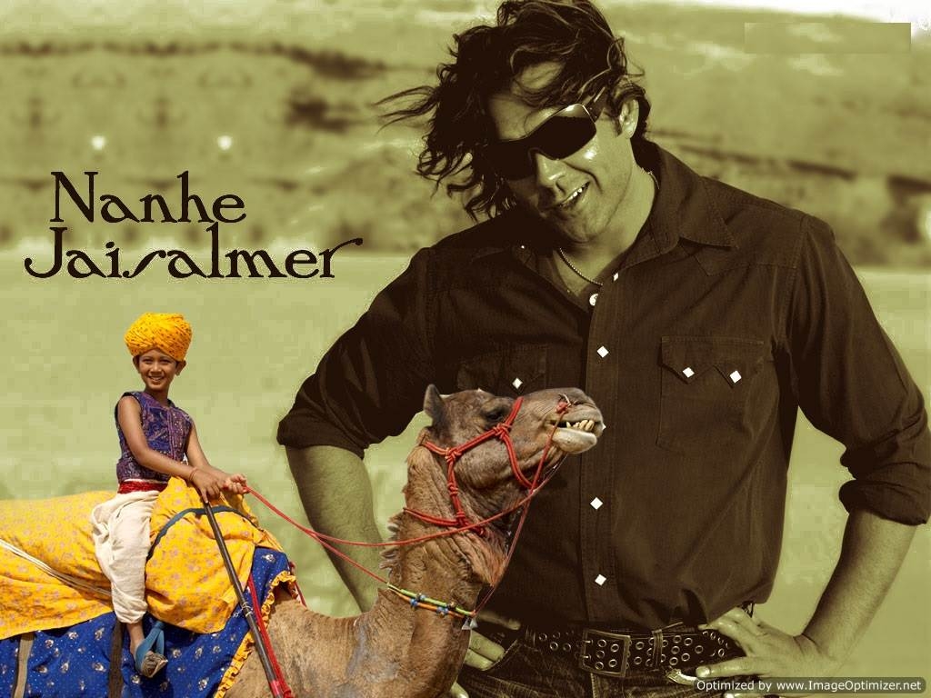 Nanhe Jaisalmer Movie Review Hindi
