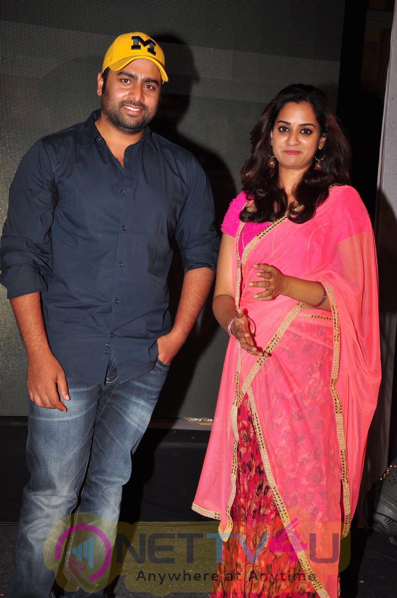 Nara Rohit Savithri Telugu Movie Special Song Launch Stills Telugu Gallery