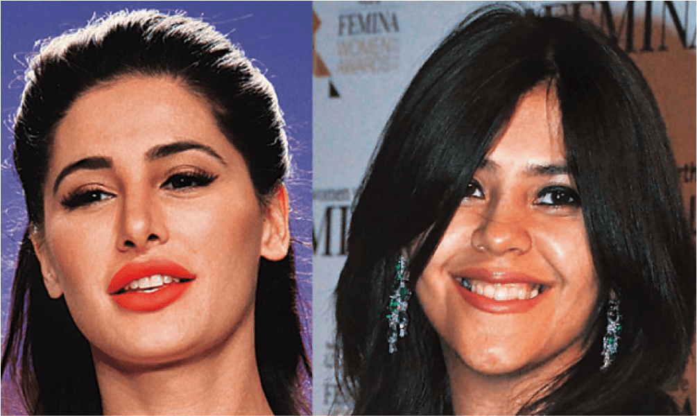 Nargis And Ekta Soon On A Cold War