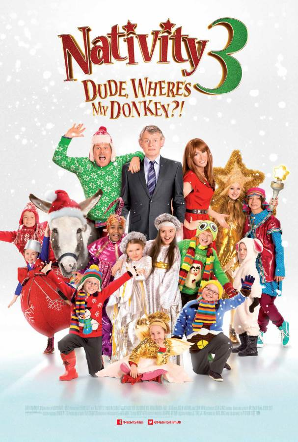Nativity 3: Dude, Where'S My Donkey? Movie Review English
