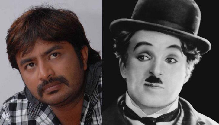 Naveen Krishna's Tribute To Charlie Chaplin!