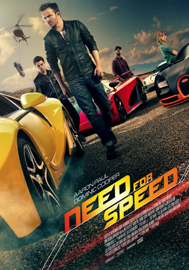 Need For Speed Movie Review English