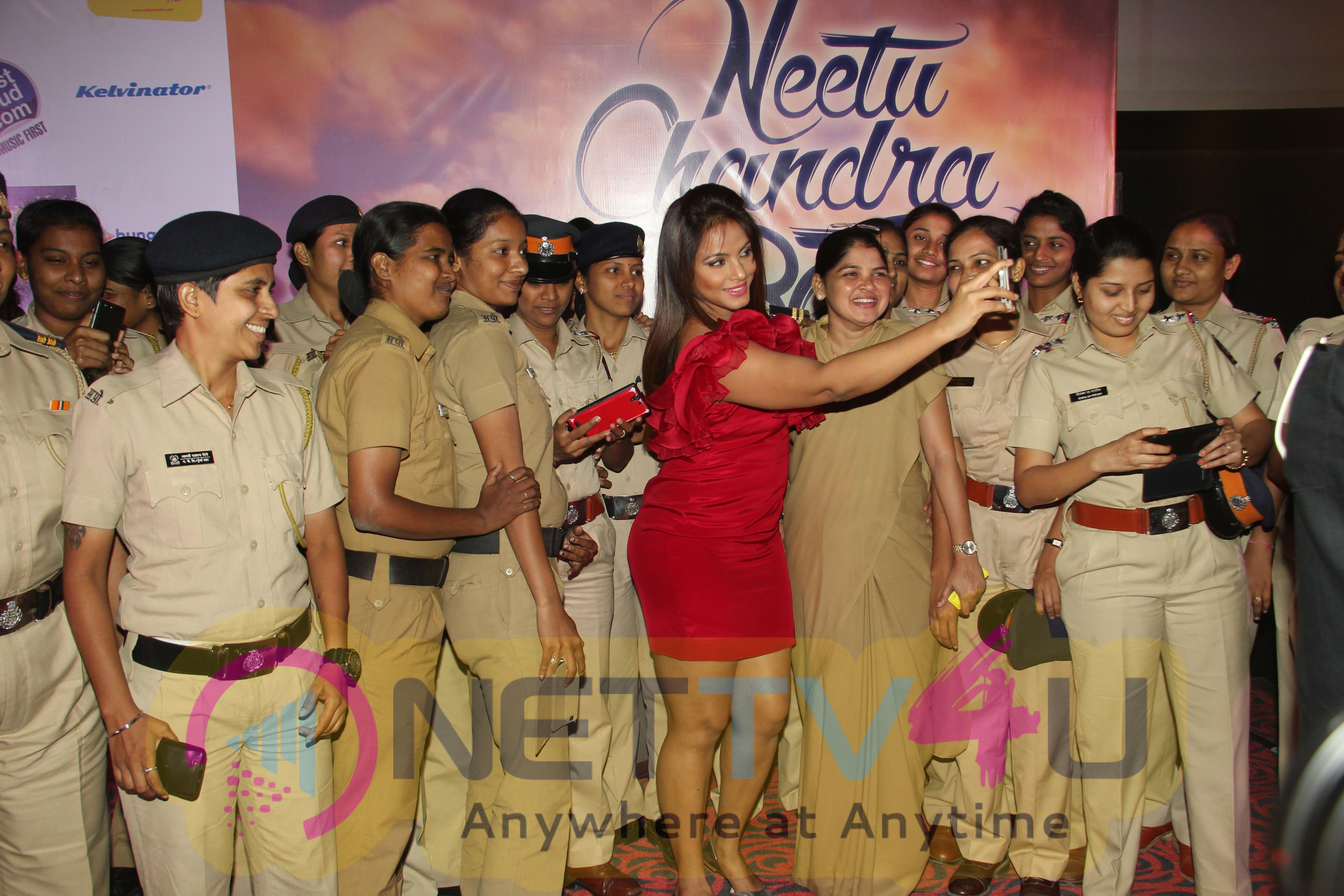 Neetu Chandra Launched Beti On Womens Day Stills Hindi Gallery