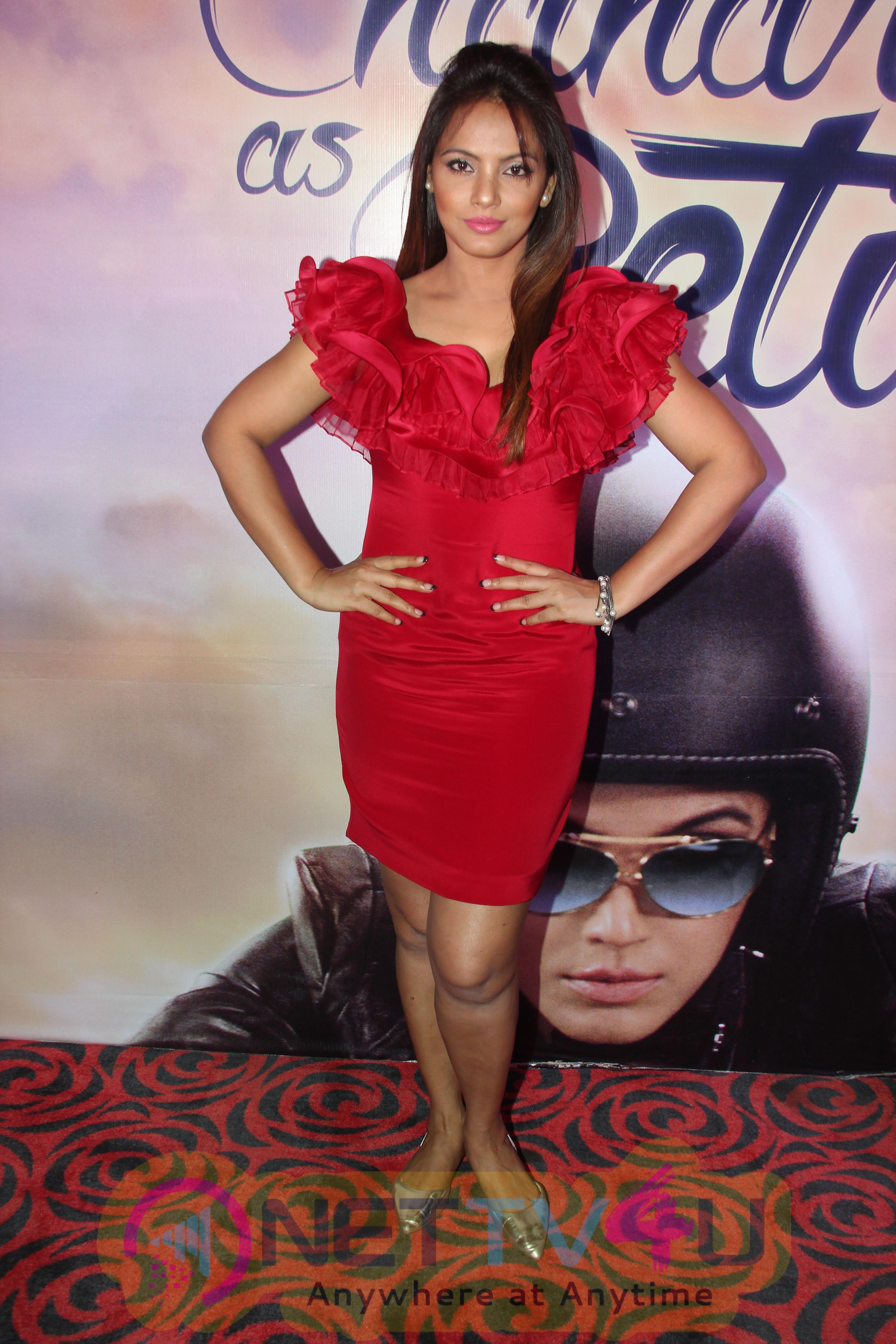 Neetu Chandra Launched Beti On Womens Day Stills