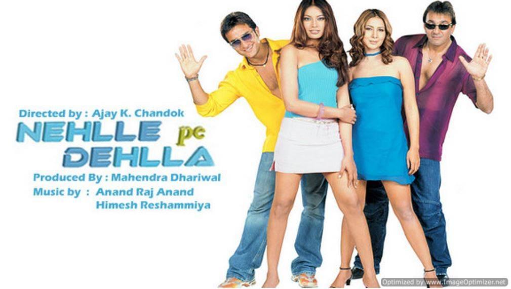 Nehlle Pe Dehlla Movie Review Hindi