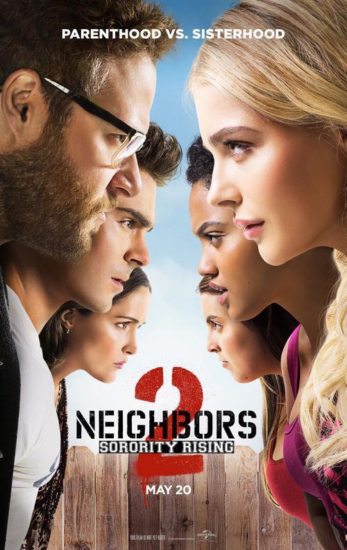 Neighbors 2: Sorority Rising Movie Review English Movie Review
