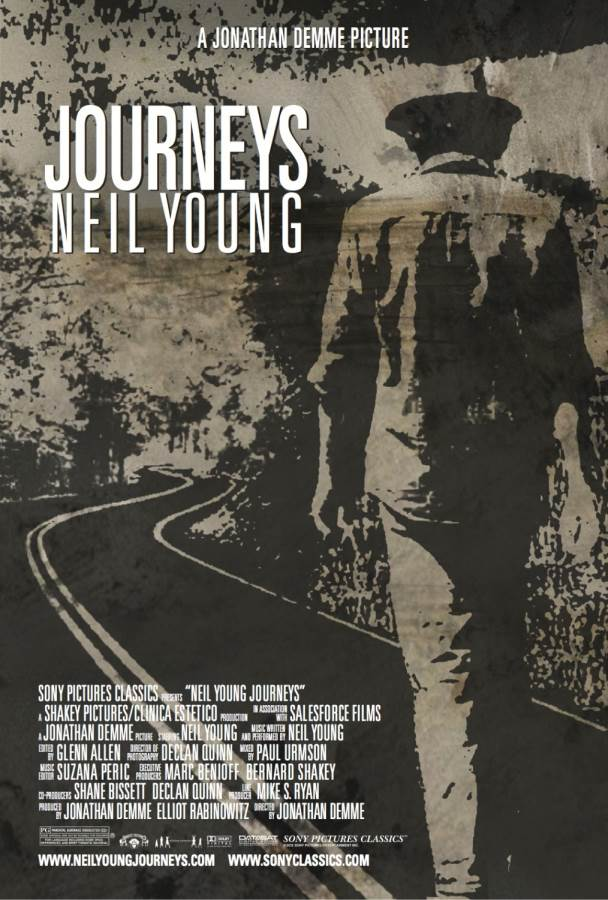 Neil Young Journeys Movie Review English