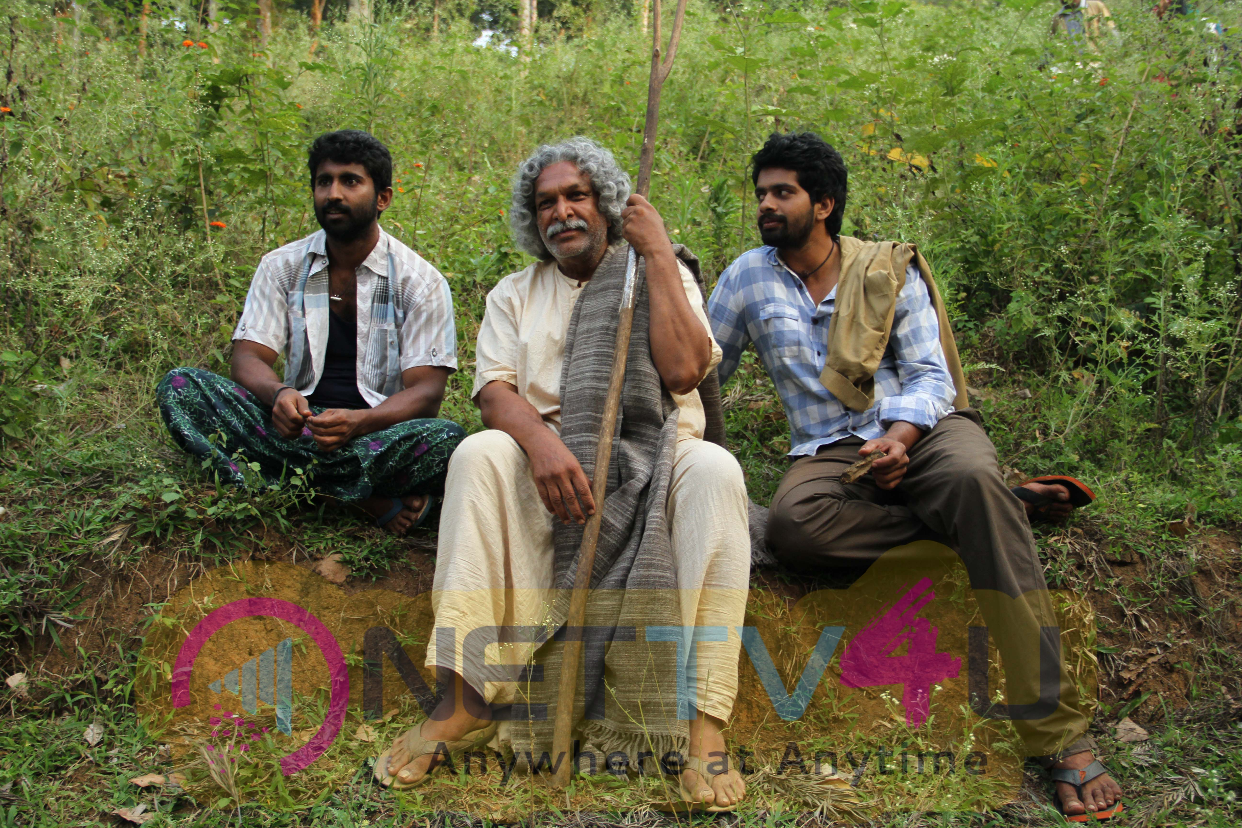 New Tamil Movie Thittivaasal Attractive Stills