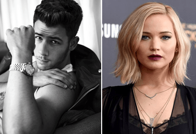 Nick Jonas Speaks Of Dating Jennifer Lawrence