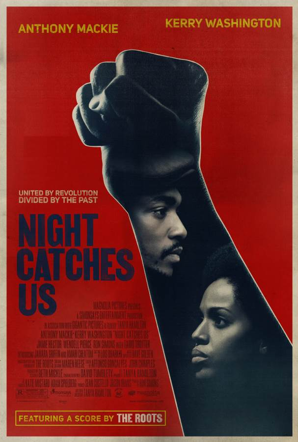Night Catches Us Movie Review English