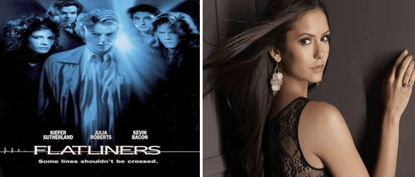Nina Dobrev In 'Flatliners'