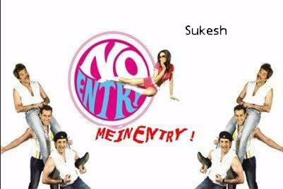 No Entry Mein Entry Movie Review Hindi