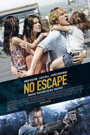 No Escape Movie Review English