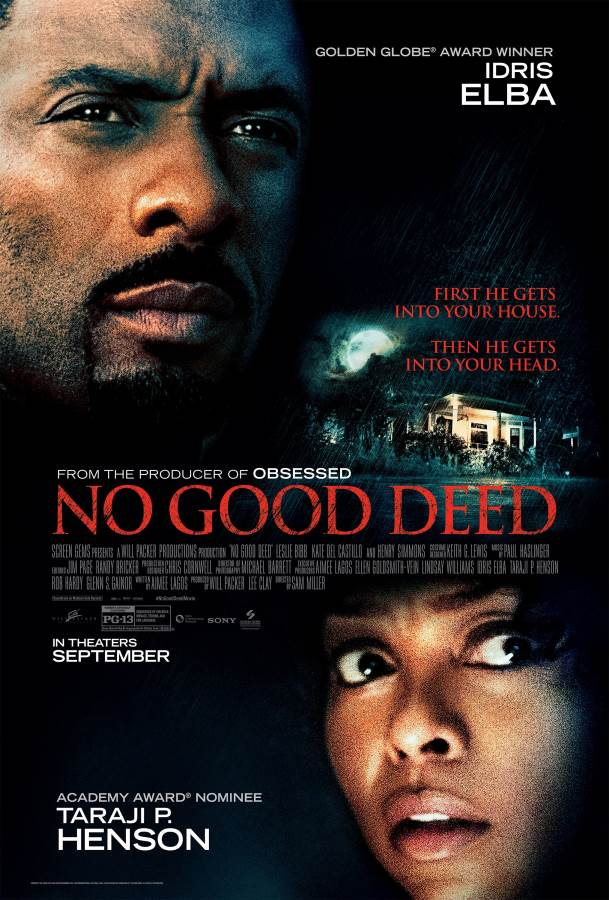 No Good Deed Movie Review English