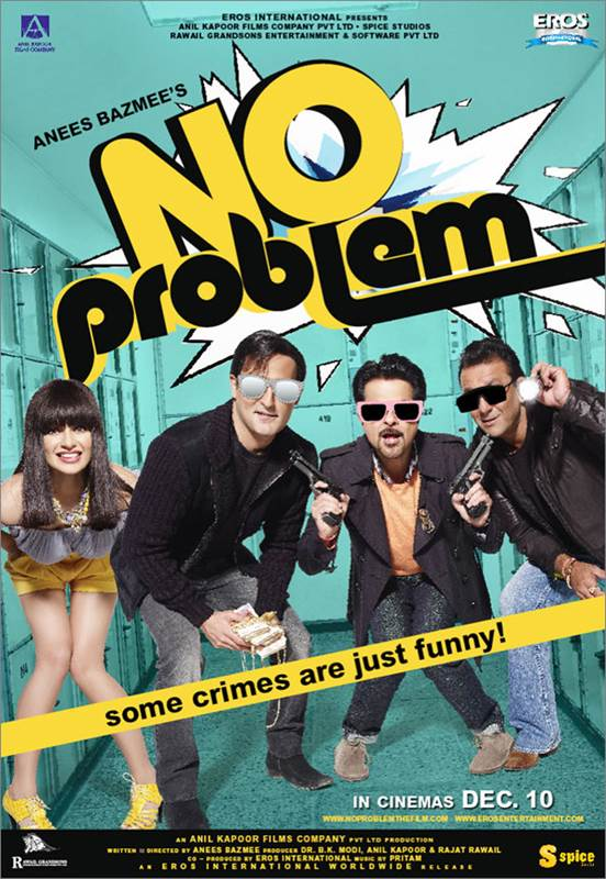 No Problem Movie Review Hindi