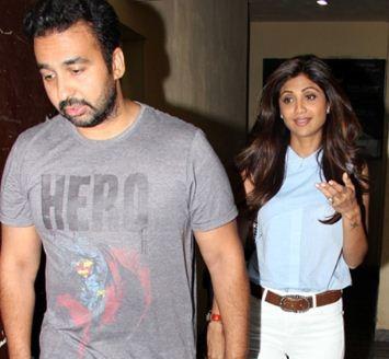 Oh No! Shilpa Shetty And Raj Kundra Parted?