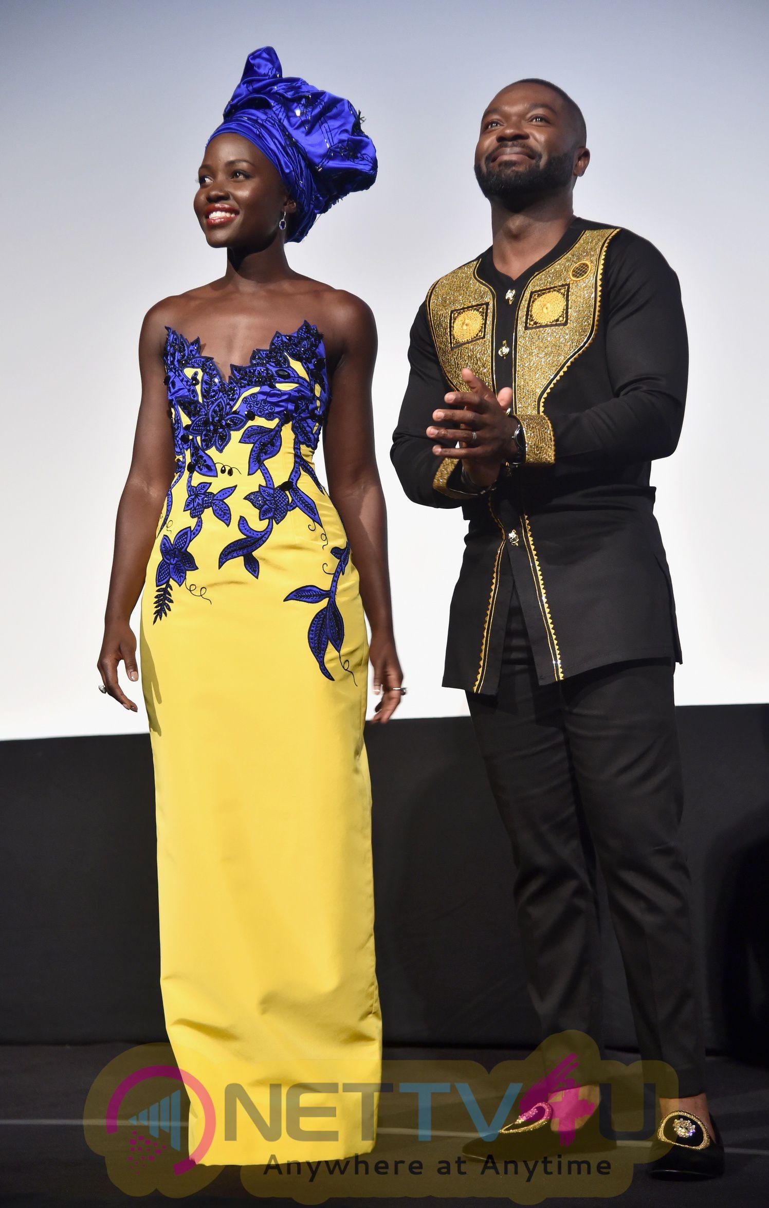 Oscar Winning Lupita Nyong O And Mira Nair Attend The TIFF Premiere Photos