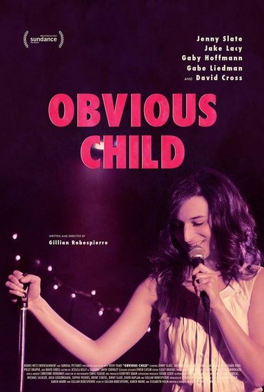 Obvious Child Movie Review English