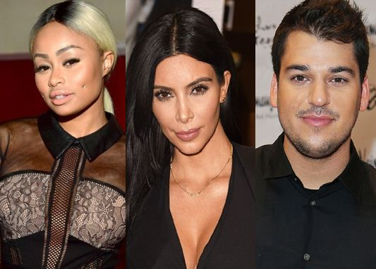 Oh No! Kim Kardashian Is Not Invited To Her Brother Rob's Wedding!