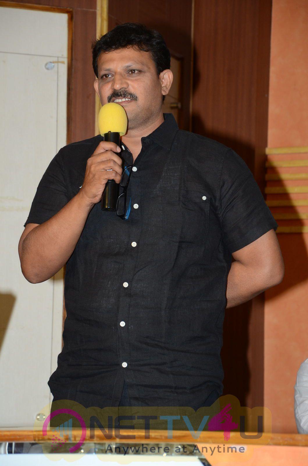 Oke Oka Aasa Movie Audio Launch Event Stills