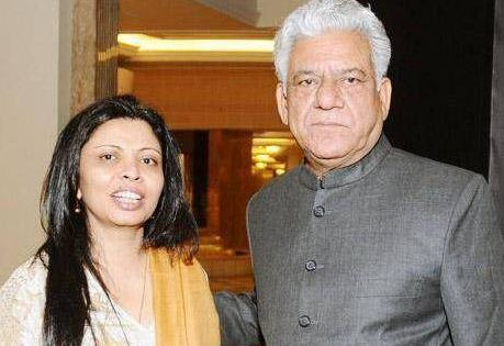 Om Puri And Nandita Put An End To Their Marriage!
