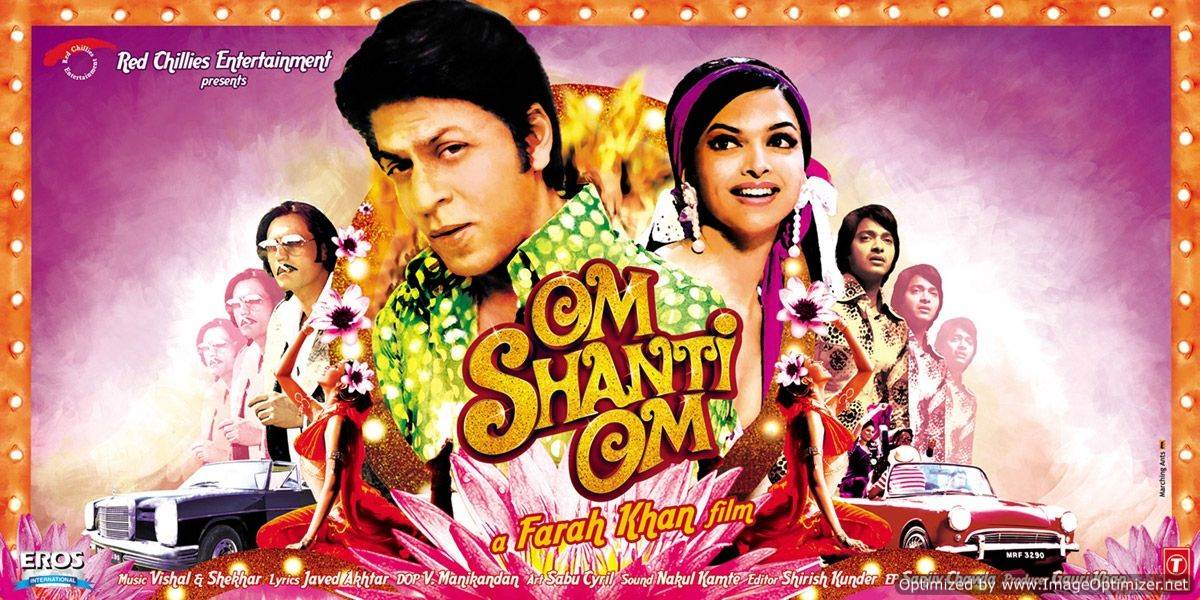 Om Shanti Om Movie Review Hindi