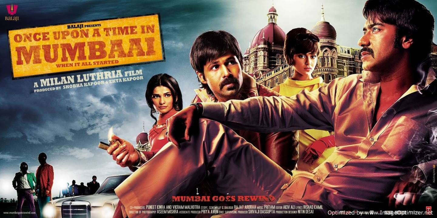 Once Upon a Time in Mumbaai  Movie Review Hindi