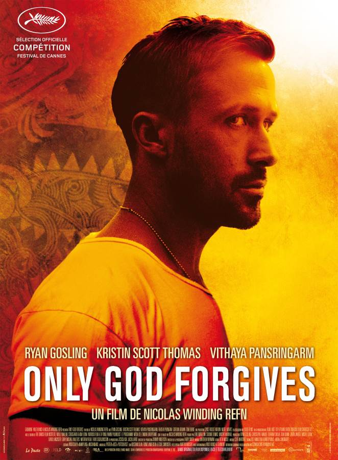 Only God Forgives Movie Review English