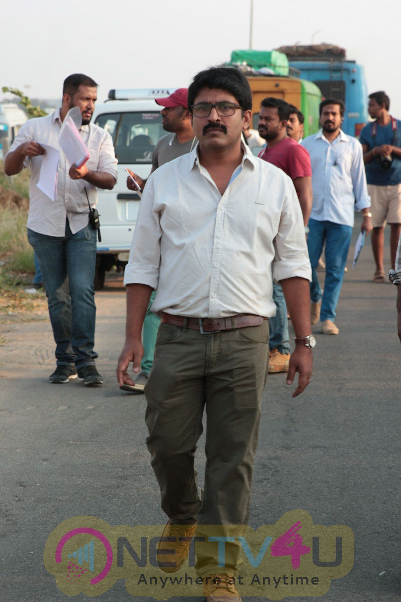 Oozham Malayalam Movie Working Photos Malayalam Gallery