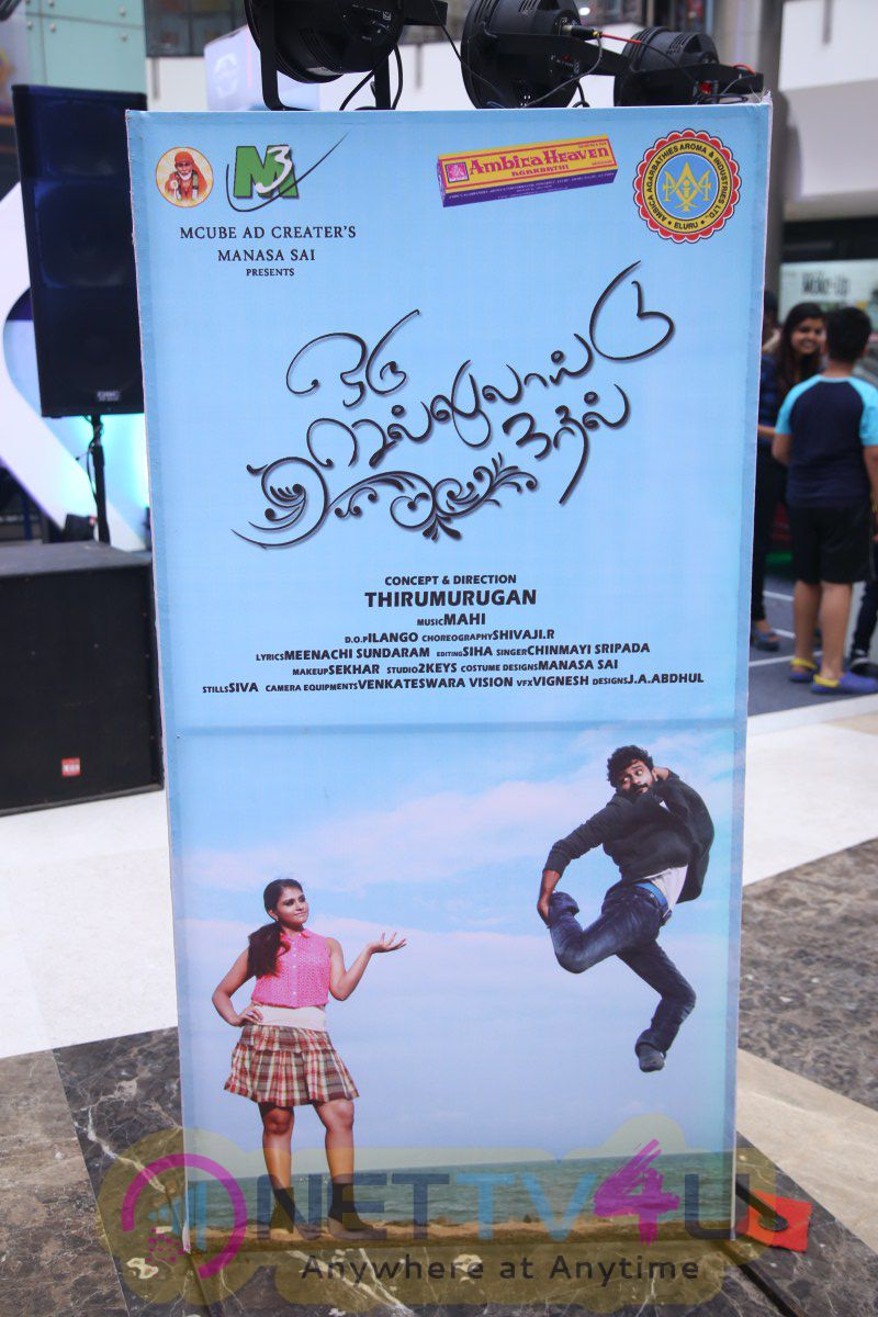 Oru Celluloid Kadhal Album Launch Photos