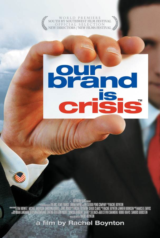 Our Brand Is Crisis Movie Review English
