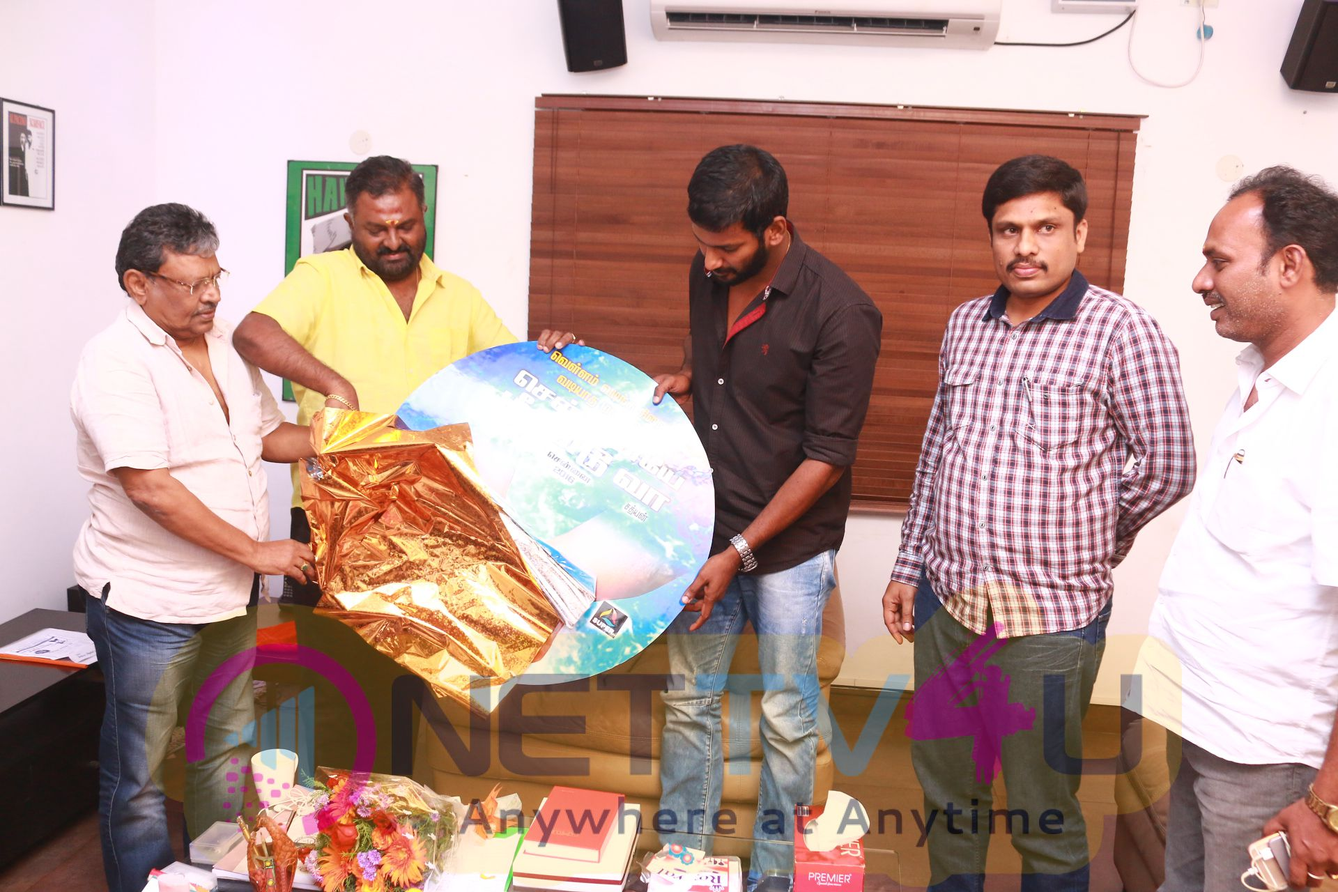P. L. Thenappan Album Launche Press Meet Images