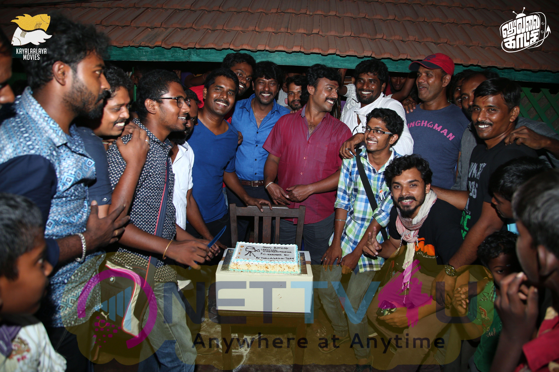 P.C.Sreeram Sir Birthday Celebration At Thollaikatchi Spot Images