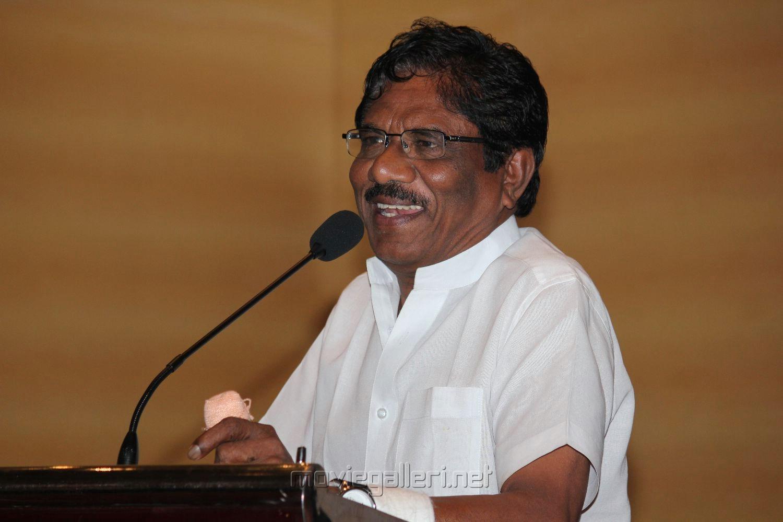 P. Bharathirajaa In 'Padai Veeran'