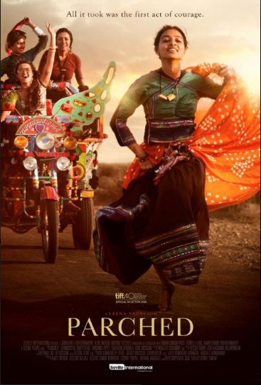 Parched Movie Review Hindi Movie Review