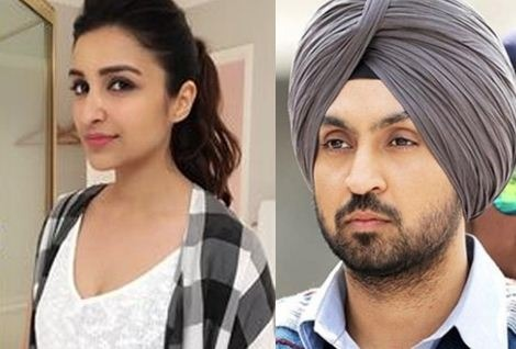 Parineeti To Pair Diljit In A Remake Film!
